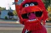 Tier Kostüm aus der Muppets