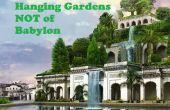 Hängenden Gärten von Babylon nicht