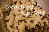 Cookie-Teig-Zucker-Peeling