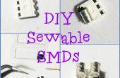 DIY Sewable SMDs