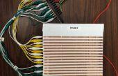 Musiknoten mit kapazitiver Sensor Low-Tech und RFID-