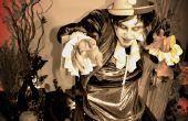 Springteufel Kostüm (Halloween 2011)