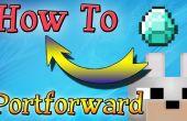 Wie lokal gehostet Multiplayer-Game-Server (mit Port-Forwarding)