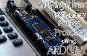 Analysieren Sie jede IR-Protokoll mit nur dem Arduino-Board