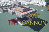 Minecraft: 360° TNT Kanone
