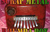 Schrott Metall Rhumba Box