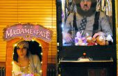 Interaktive Arcade-Spiel Paare Kostüm