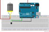 Steuerung eines Gleichstrommotors mit Arduino und Visual Basic