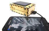 Solar USB Ladegerät 2.0