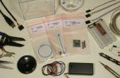 7-Key Regler/Rad-Tutorial mit Synthesizer