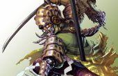Gewusst wie: ausführen eine Combo mit Yoshimitsu von Soul Calibur IV