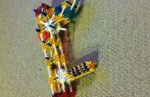 Mods zu '' Knex Gummiband Repeater, die Zahnräder verwendet ''