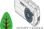 DIY-Infrarot-Kamera für die Vegetation Analyse mit Canon A2300
