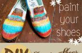 DIY-Sharpie Schuhe!