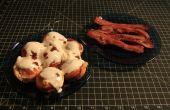 Baconskivers! (Speck-Ebelskivers)