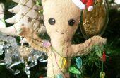 Baby-Groot Weihnachtsbaum Ornament