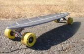DIY-Longboard Renovierung