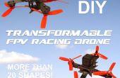 DIY-modulare & wandelbare FPV Quadrocopter Racing!