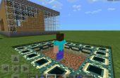Wie Sie Ihren Freund auf Minecraft Streich