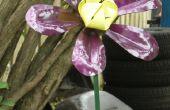 Machen A Stahl Garten Blume