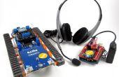 Carlitos Projekte: WLAN-Rede-gesteuerte Arduino Roboter