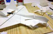 """Gewusst wie: reparieren """"Foamie"""" Profil R/C Flugzeug"""