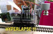 Raspberry Pi Timelapse bewegen