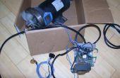 Verwenden Sie ein Laufband DC Drive Motor und Drehzahlregler PWM für den Antrieb von Werkzeugen