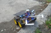 DIY-intelligenten autonomen Roboter (elektronisches Haustier) / w Arduino