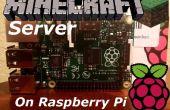 Minecraft Server auf Raspberry Pi 1.8.9
