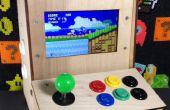 Bauen Sie Ihren eigenen Mini Arcade Cabinet mit Raspberry Pi