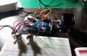 Arduino Pan Tilt gesteuert