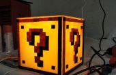 Mario Frage Block Licht