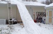 Ski-Rampe (riesige Schnee Rampe v. 2)