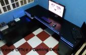 Extreme Office/Gaming-Schreibtisch!
