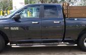 Dem Spiel Seiten/Zaun Seiten für 2014 Dodge 1500 4 x 4 Pickup-Truck