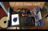 DIY-RFID Türschloss