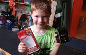 Kierans Corner: Bauen Leder Yu-Gi-Oh Deck Karteninhaber in unter 2 Stunden
