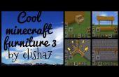 Cool Minecraft Möbel 3