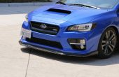 Installieren iJDMTOY Subaru WRX / / STi JDM LED Tagfahrlicht Lünette