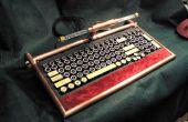 Miss Betsy Steampunk Tastatur