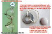 DIY-Brillen/Magnetkarte Halter