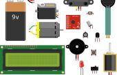 Arduino: So verbinden Sie gemeinsame Sensoren und Artikel