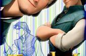 Flynn Rider Weste von Rapunzel-Neu verföhnt