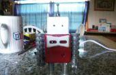 Bauen Sie Ihren eigenen Mini-Roboter!