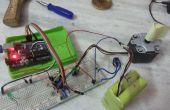 Bi Polar Schrittmotor mit L293D und Arduino