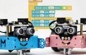 Wie grafische Programmiersoftware Programm Arduino und Roboter zu verwenden?