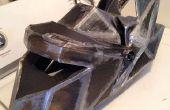 10 einfache Schritte, um einen Karton Helm