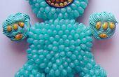 Einfach Monster Cupcake Kuchen