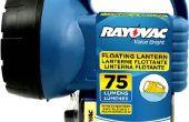 DIY-wiederaufladbare Laterne LED-Taschenlampe Umwandlung
